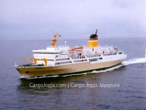 Cargo Jogja Papua