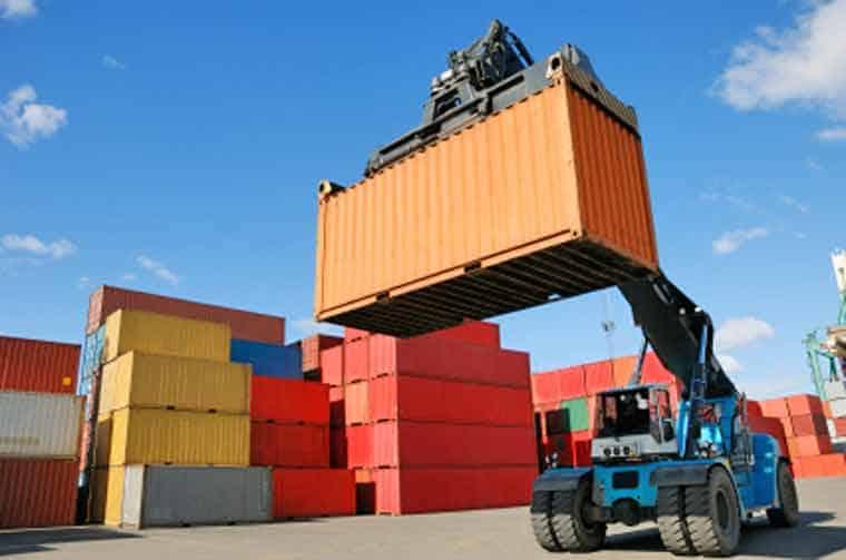 cargo dari solo ke Aceh