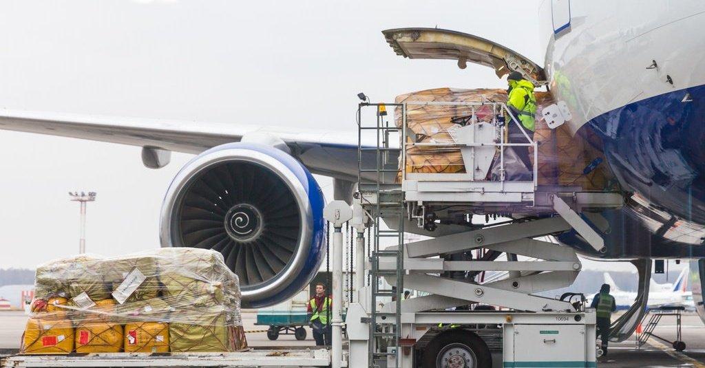 cargo pesawat jogja